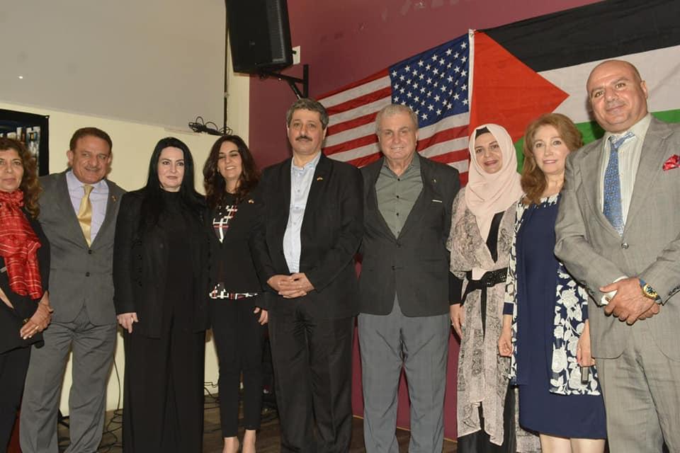 بمبادرة مؤسسة أصدقاء مركز مساواة في أمريكا التحذير من تداعيات صفقة القرن على المجتمع العربي الفلسطيني في البلاد